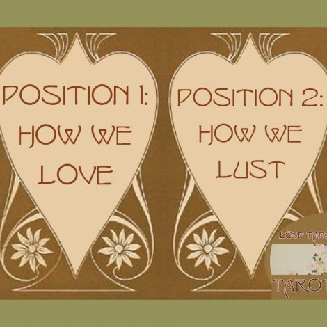 How We Love: Love Tarot Spread