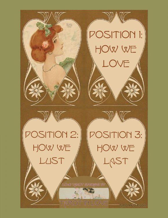 """How We Love"": Love Tarot Spread"