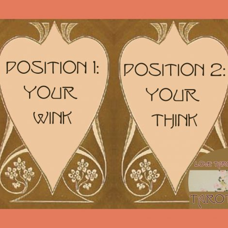 Your Wink: Love Tarot Spread