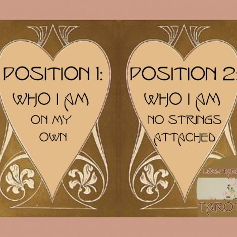 Who I Am: Love Tarot Spread