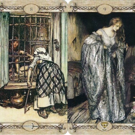Rackham Tarot Review: Fairy Tale Romance