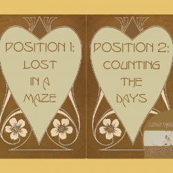 Lost in a Maze: Love Tarot Spread
